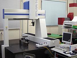 精密測定室 3次元測定器