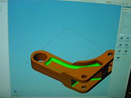 生産技術 【3DCAD/CAM】CAMWORKS